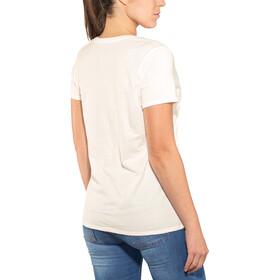 Patagonia Harvest Haul Organic t-shirt Dames wit
